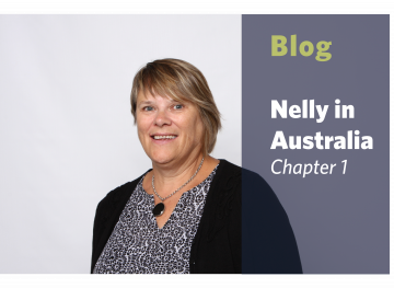 Nelly in Orange, Australia – Chapter 1