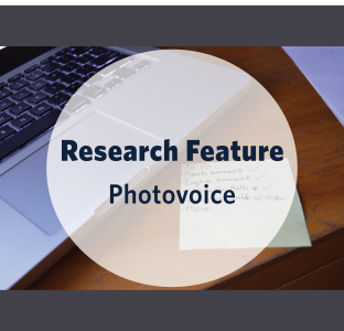 Research Feature September 2019 – Photovoice