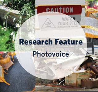 Research Feature June 2019 – Photovoice