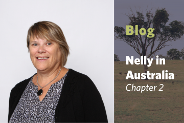 Nelly in Orange, Australia – Chapter 2