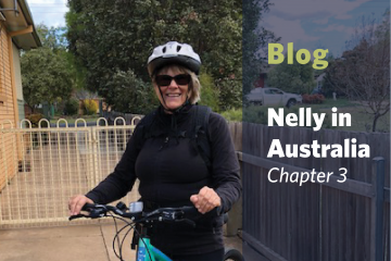 Nelly in Orange, Australia – Chapter 3