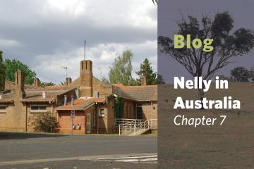Nelly in Orange, Australia – Chapter 7