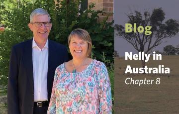 Nelly in Orange, Australia – Chapter 8